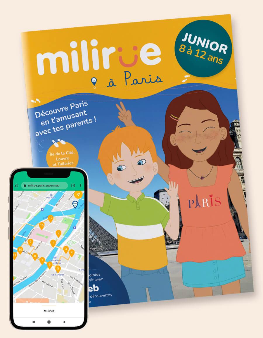 Milirue Paris Junior